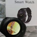V8 Smart watch photo review