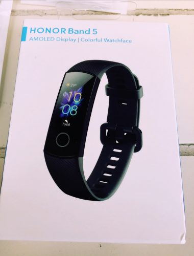 Huawei Honor Band 5 photo review