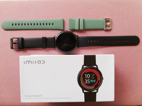 Xiaomi IMILAB KW66 Smart Watch photo review