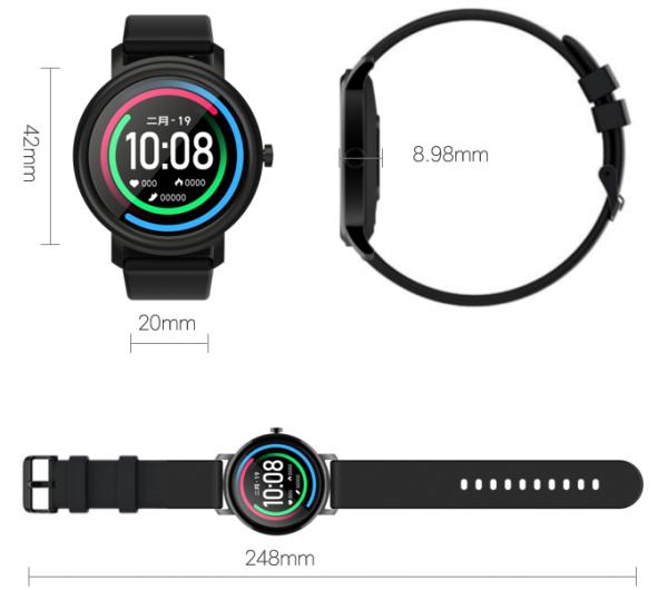 Mibro Air Xiaomi watch price in Sri Lanka