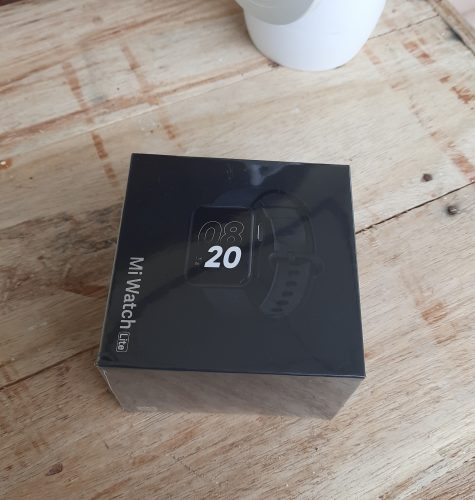 Mi Smart Watch Lite photo review