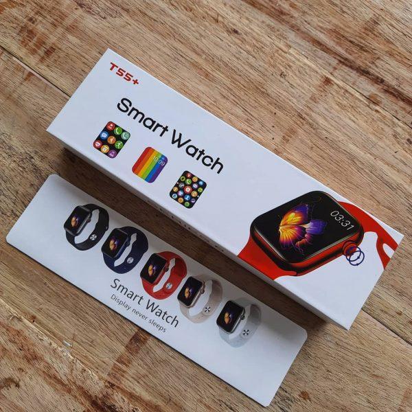 T55+ Smart Watch Price in Sri Lanka