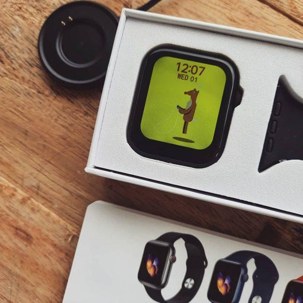 Price of T55+ Smart Watch in Sri Lanka