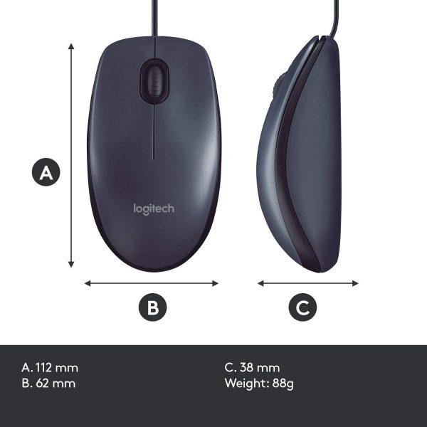 Price of logitech mouse in Sri Lanka